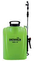 Grunhelm GHS-16 Опрыскиватель аккумуляторный 16 л