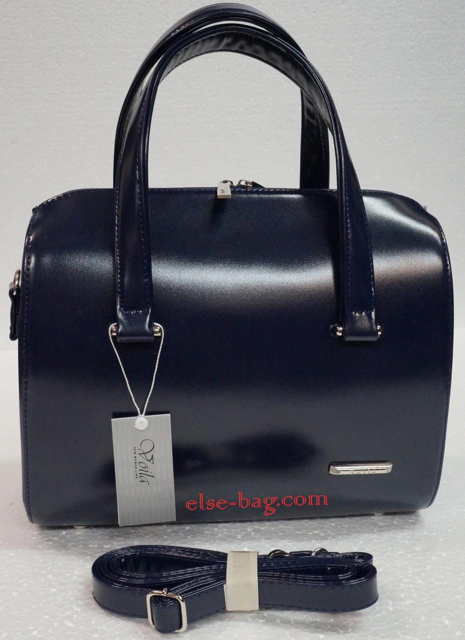 Женская сумка из матового лака полукруглая  продажа, цена в Харькове ... 71c5cf50dbb