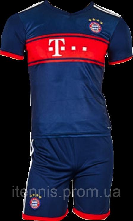 Форма футбольная детская Bayern Munchen (XS,S,M,L,XL) 2018 без номера NEW!