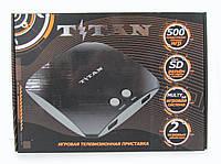 Titan 3 игровая мультимедийная система+500 игр 8-16 бит