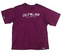 Футболка Balzer Outlaw бордовая L (18646 005)