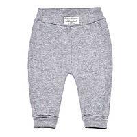 "Дизайнерские штаны для мальчика ""Fashion Collection Andriana Kids"" для мальчика серый 68 см"