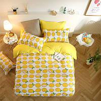 Комплект постельного белья Lemon (двуспальный-евро)