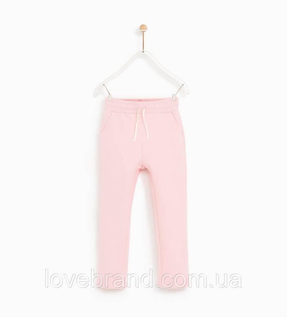 Спортивные штаны Zara для девочки 7 л./122 см