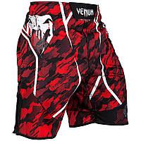 Шорты Venum Tecmo Fightshorts Red, фото 1