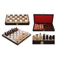Шахматы 3151 ROYAL maxi, коричневые