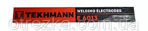 """Электроды """"Tekhmann"""" E 6013 диаметр 3 мм. масса 1 кг"""