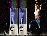 "Колонки с танцующим фонтаном  ""WATER DANCING"""