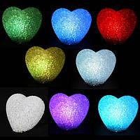 СВЕТИЛЬНИК сердце кристальное (crystal )