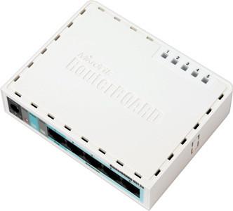 "Беспроводной маршрутизатор (роутер) Mikrotik RB951-2n ""Over-Stock"""