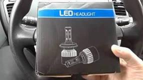 LED лампы Xenon S2 H1 Ксенон, фото 2