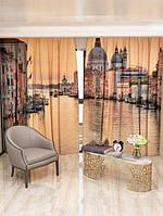 Фотоштора Панорама Венеции (4132_1_1)