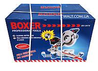 Торцовочная пила с протяжкой BOXER BX-2079