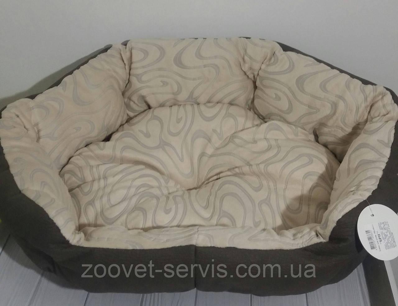 Лежак для собак мелких и средних породБриг ТМПрирода