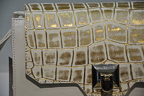 Сумка клатч кожаная через плечо 0149-714, фото 3