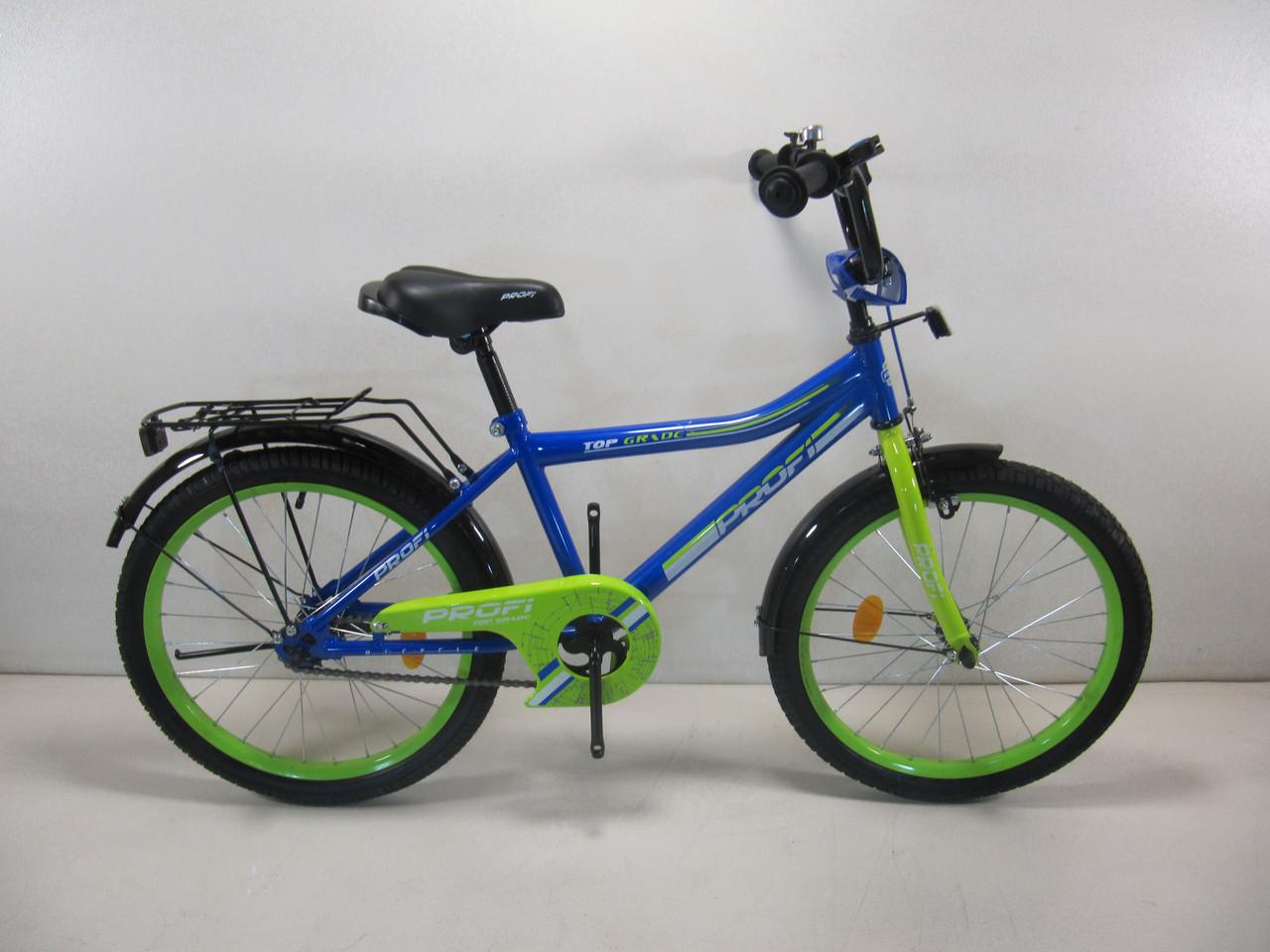 Велосипед детский PROFI top grade