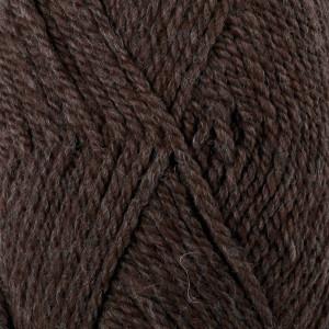 Пряжа DROPS Alaska, цвет 50 dark brown
