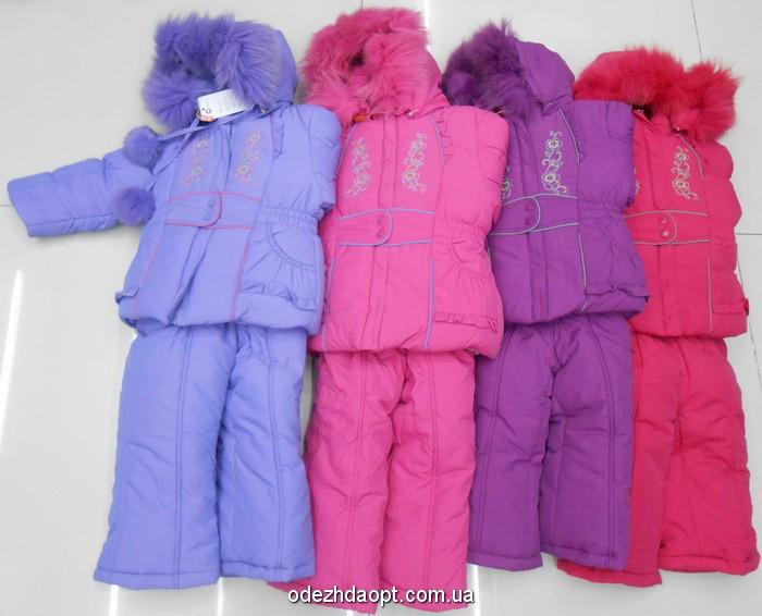 Куртка+комбез Вышивка-Зима 23-8015