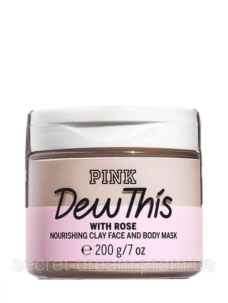 Маска для Лица Victoria's Secret Pink Dew This
