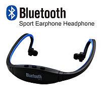 СпортивнаяBluetooth-гарнитураBS-19, наушники беспроводные Bluetooth Headphones BS19 Sport
