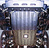 Защита картера двигателя и кпп Mercedes-Benz  MB100  1981-