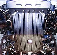 Защита картера двигателя и кпп Mercedes-Benz  MB100  1981-, фото 1