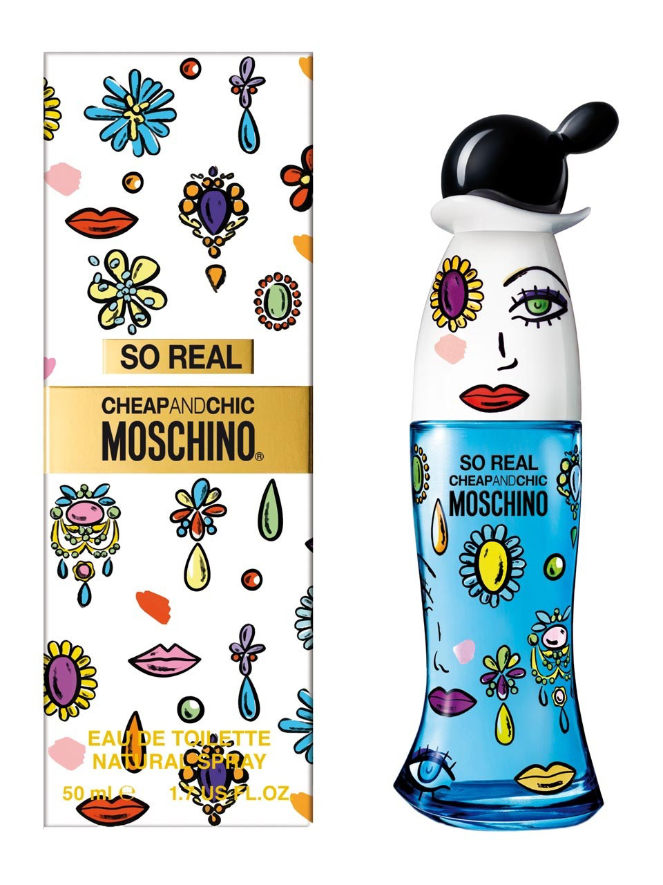 Moschino  Cheap and Chic So Real  100ml