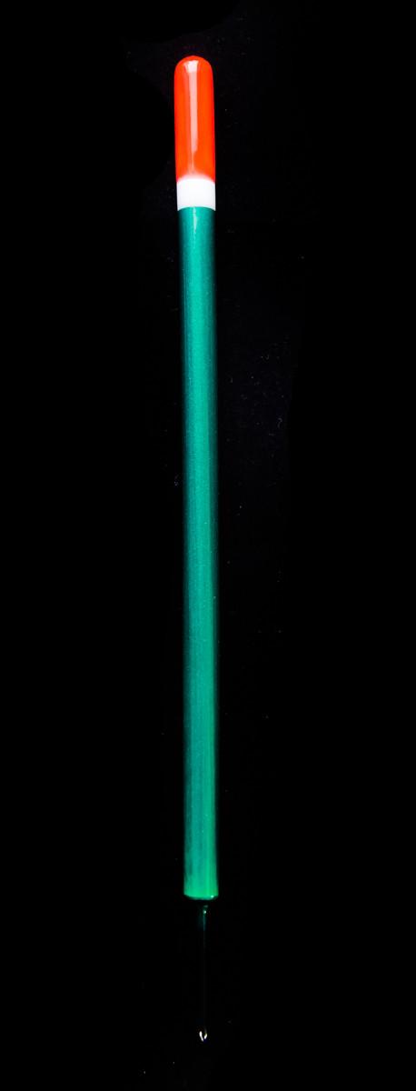 Поплавок Тополь   короткий зеленый   1g 20шт\уп