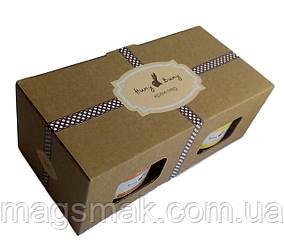 Подарочный набор крем-мед Huny Buny 2*250 г