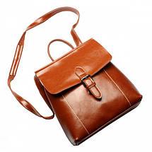 Рюкзак женский Beverly SX коричневый, фото 2
