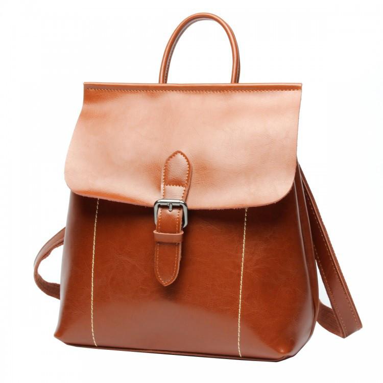 Рюкзак женский Beverly SX коричневый