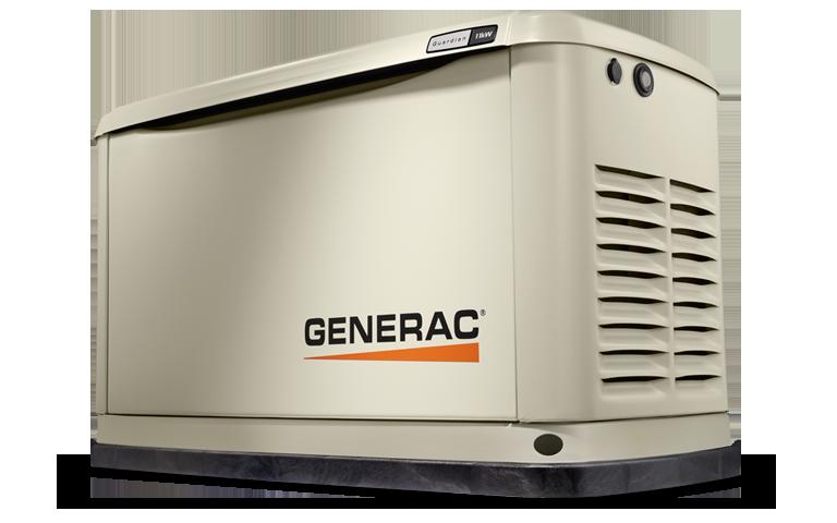 Газовий Генератор Generac 7078 (16 кВт)