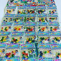 Orbeez Орбиз (Гидрогель) разноцветные огромные Seven color crystal ball