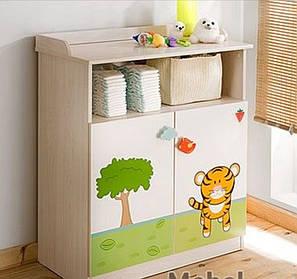 Комод Baby safari Cilek