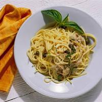 Спагетти с радиккьо