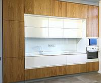 Кухня на заказ шпонированная Киев, фото 1