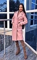 Шикарное пальто из кашемира качество премиум, производство фабричный Китай арт-1787, расцветки. db-1802.023