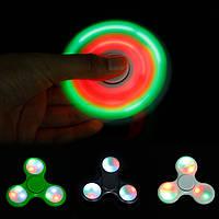 Спиннер LED светящийся Антистресс Hand Spinner