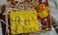 """Подарочный/сувенирный набор мыла для рук """"К Пасхе 2"""""""