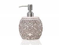 Дозатор для мыла Irya Adore pembe розовый