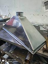 Зонт вытяжной вентиляционный