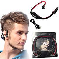 Беспроводные Bluetooth наушники SportBeats BS19, беспроводная стерео-гарнитура