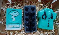 """Подарочный/сувенирный набор мыла для рук """"Для медика/фармацевта/врача"""", фото 1"""
