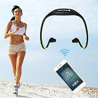 Спортивна Bluetooth-гарнітура BS-19, навушники бездротові Bluetooth Headphones BS19 Sport, фото 1