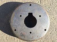 Полудиск прикатывающего колеса СУПН-8
