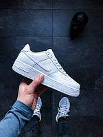 Мужские кроссовки Nike Air Force 1 Low white топ реплика