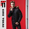 11 Kiro Tokao | Мужской бомбер  весенне-осений 9981 черный