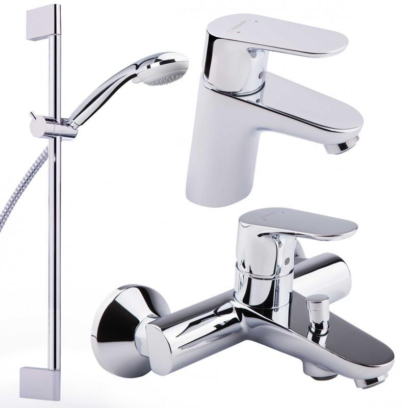 Hansgrohe Focus E2 31934000 Смеситель для умывальника, ванны, стойка