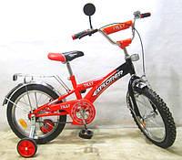 """Велосипед EXPLORER 14"""" T-21415 orange + black"""