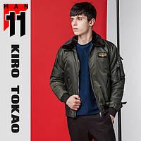 11 Kiro Tokao | Япония. Бомбер весна-осень 229 хаки, фото 1